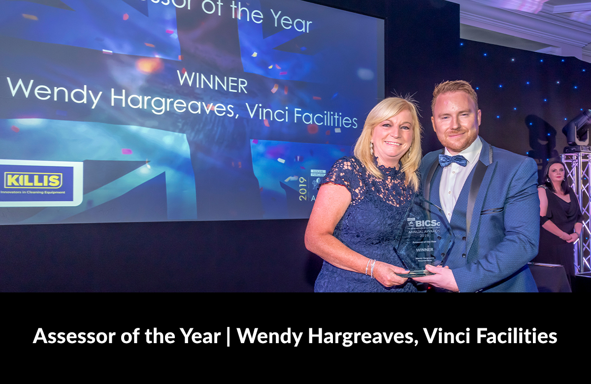 Assessor of the year award