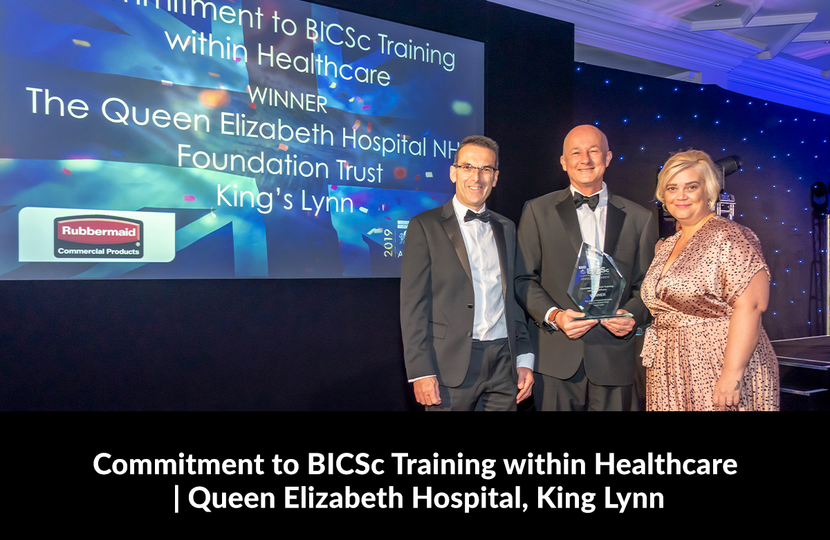 Commitment to BICSc Training within Healthcare
