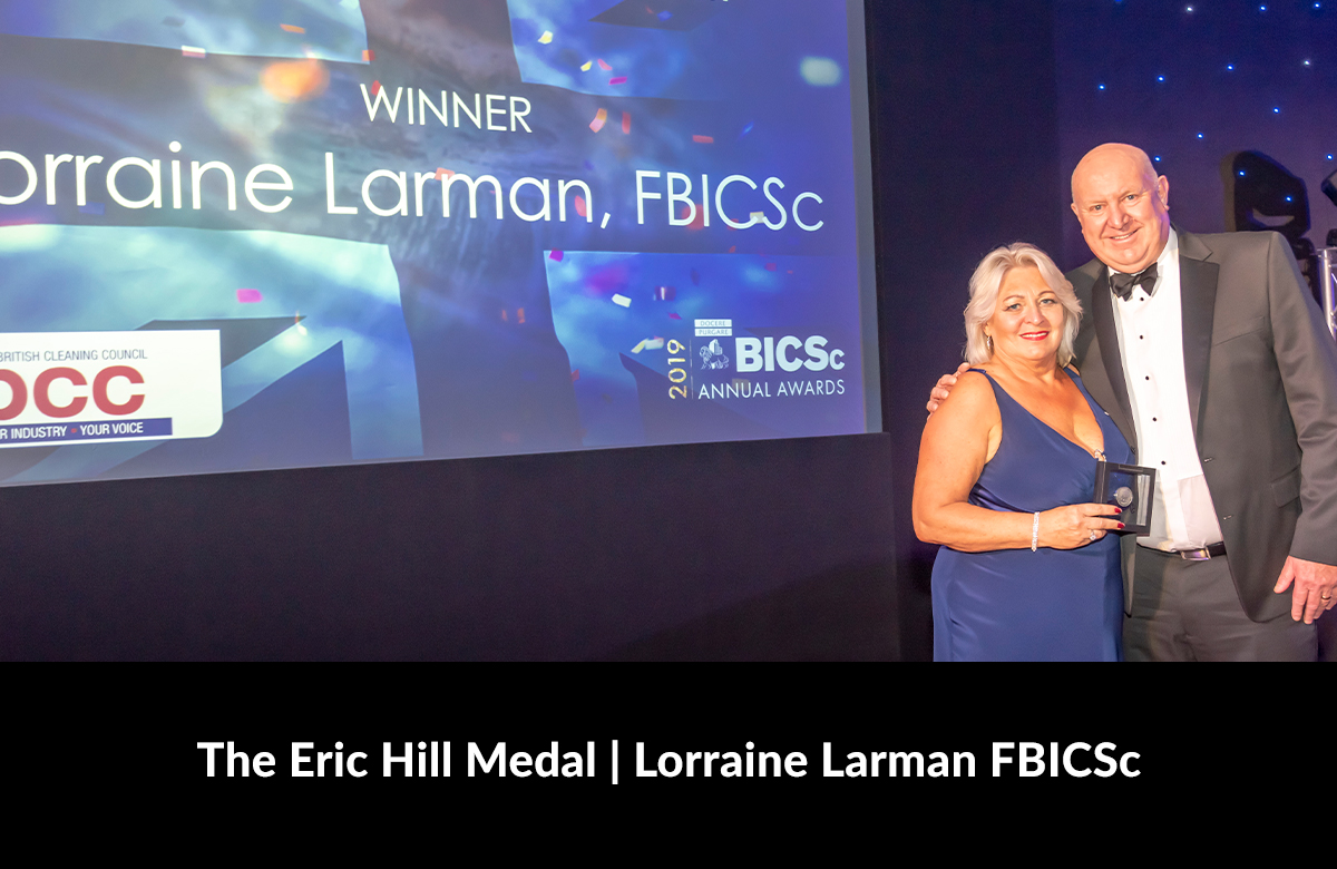 The Eric Hill Medal